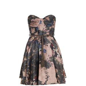 $780 Zimmermann Speakeasy Floral Size Dress 2